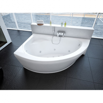Акриловая ванна Aquatek | Акватек Аякс 2 170х110 без гидромассажа