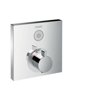 Смеситель с термостатом Hansgrohe Shower Select 15762000  внешняя часть
