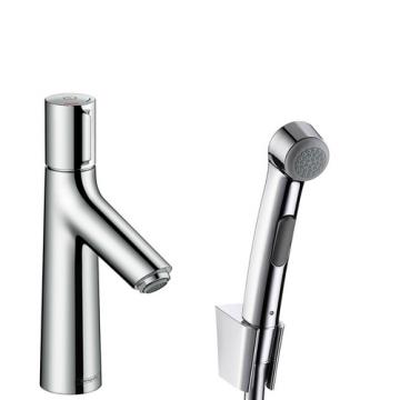 Смеситель для раковины Hansgrohe 72291000 Talis Select S с гигиеническим душем