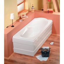 Акриловая ванна Alpen ADRIANA 160x74