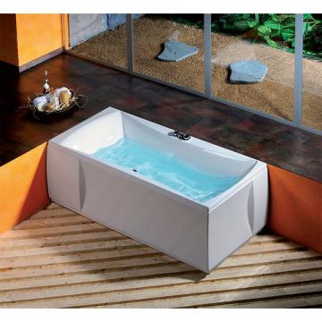 Акриловая ванна Alpen ALIA 180x80