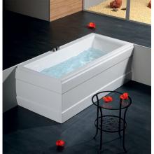 Акриловая ванна Alpen CLEO 180x90