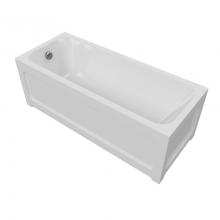 Акриловая ванна Aquatek | Акватек Мия 150х70 без гидромассажа