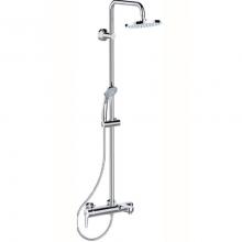 Душевая система Ideal Standard IdealRain Eco B1377AA удлиненная версия