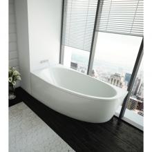 Акриловая ванна Aquatek | Акватек Дива 170 Л/П без гидромассажа
