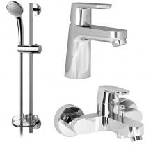 Комплект / Набор смесителей Ideal Standard 3 в 1 VITO + IDEALRAIN B1132AA