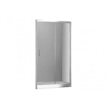 Душевая дверь Aquanet Alfa NAA6121 140, прозрачное стекло 168421