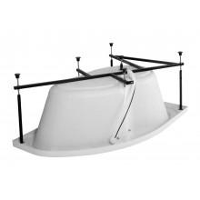 Каркас сварной для акриловой ванны Aquanet Capri 170x110 L 242142