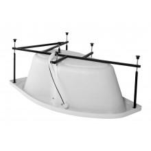 Каркас сварной для акриловой ванны Aquanet Capri 170x110 R 242142