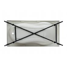 Каркас сварной для акриловой ванны Aquanet Cariba 170x75 243000