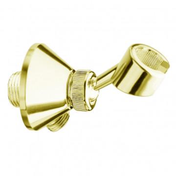 Шланговое подключение с держателем Webert Comfort АС0441 Золото