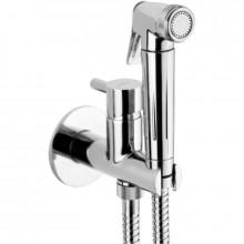 Гигиенический душ Webert Antic EL870301010Metal со смесителем цвета Золото
