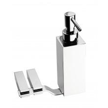Дозатор жидкого мыла Webert Wolo WO500201 Хром