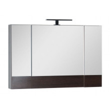 Зеркало-шкаф Aquanet Нота 100 венге 159111