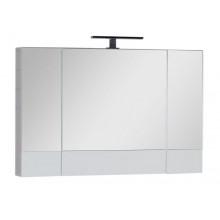 Зеркало-шкаф Aquanet Нота 100 белый 165372