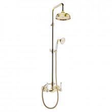 Душевая система Webert Dorian DO760405010, золото