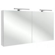 Зеркальный шкаф Jacob Delafon Rythmik EB798RU-G1C цвет Белый Бриллиант