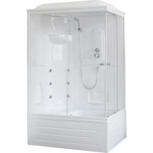 Душевая кабина Royal Bath RB 8120BP2-T L