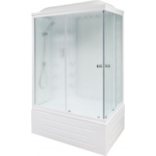 Душевая кабина Royal Bath RB 8120BP3-WC L