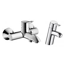 Комплект смесителей Hansgrohe Focus S 31742000+31701000