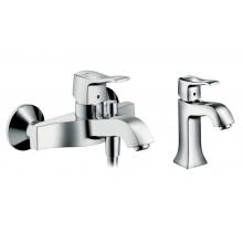 Комплект смесителей Hansgrohe Metris Classic 31478000+31075000