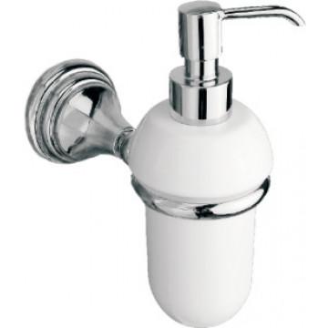 Дозатор для жидкoгo мыла Sturm Victoria LUX-VIC-CL310-CR цвет хром