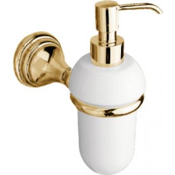Дозатор для жидкoгo мыла Sturm Victoria LUX-VIC-CL313-GL цвет золото