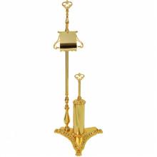 Стойка 2-х функциональная Migliore Elizabetta ML.ELB-60.142DO - золото