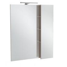 Зеркальный-шкаф Jacob Delafon Soprano 80 EB1336-NF, с полками