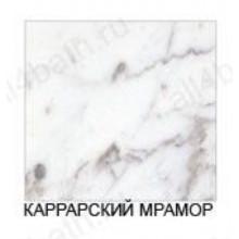 Ванна гидромассажная Jacuzzi AURA UNO арт. 9F43-531A/7204-00290, 180x90x66 см, версия с отделкой Белый каррарский мрамор