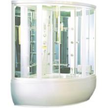 Душевой бокс Guci-856 148x148x220 цвет белый