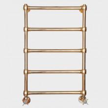 Полотенцесушитель водяной Tiffany арт. TW800GVSoro для систем ГВС, 50хh80 см, золото