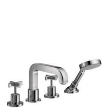 Смеситель AXOR Citterio 39445000 для ванны и душа внешняя часть