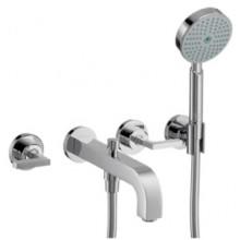 Смеситель AXOR Citterio 39448000 для ванны и душа внешняя часть