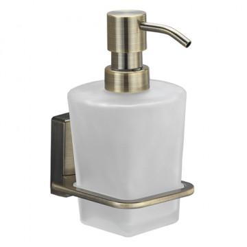 Дозатор для жидкого мыла WasserKRAFT Exter К-5299 стеклянный, 300 ml