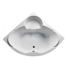 Ванна 1MarKa TRAPANI, угловая, 140x140 см