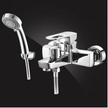 Смеситель Elghansa SCARLETT NEW 2322245 для ванны с душевым комплектом