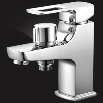 Смеситель Elghansa SCARLETT NEW 16A2245 для ванны с возможностью подключения шланга