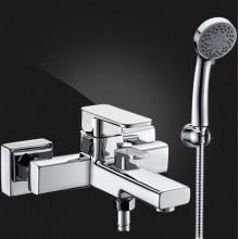 Смеситель Elghansa MONDSCHEIN 2320235 для ванны с душевым комплектом
