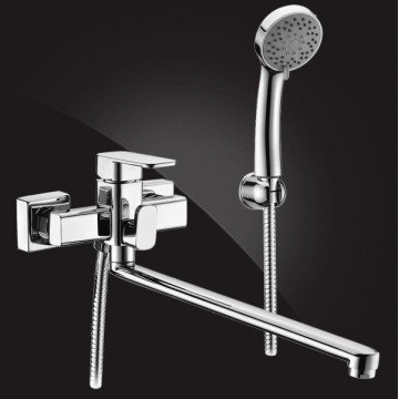 Смеситель Elghansa MONDSCHEIN 5302235 для ванны с душевым комплектом