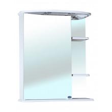 Зеркало Bellezza Магнолия 60 см шкаф слева