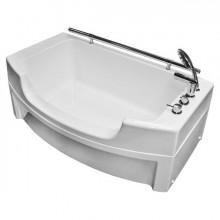 Акриловая ванна Радомир Чарли 120x69 см для хозяйственных нужд (мытья собак)