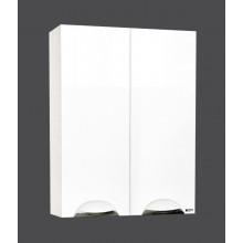 Шкаф Misty Лора 60 подвесной, белая эмаль