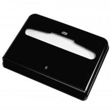 Диспенсер для бумажных покрытий на унитазTork Elevation 344088-60, черный