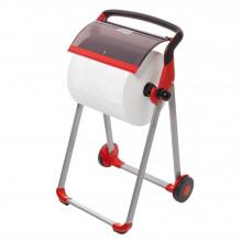 Диспенсер для материалов в рулонеTork Performance652008-06, красный