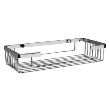 Полка металлическая прямая WasserKRAFT К-722