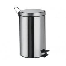 Ведро для мусора WasserKRAFT K-635, с педалью, 5 л