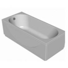 Акриловая ванна Kolpa-San Tamia 160, 160x70, с гидромассажной системой Kolpa-san, комплектация STANDART