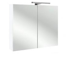 Зеркальный шкаф Jacob Delafon Formilia EB796RU-G1C, белый бриллиант