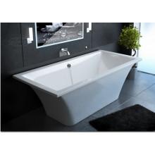 Ванна из литьевого мрамора Astra-Form Лотус 185x85 см